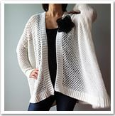 Angela - easy trendy cardigan